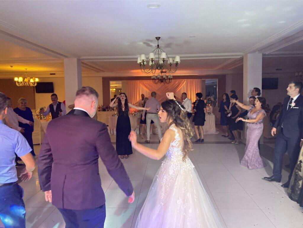 Formația Vexus la nuntă în Baia Mare